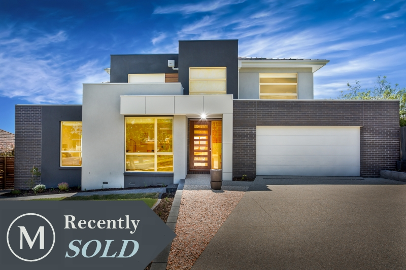 Monomeath Developments - 13 Leyland Rd Mt Waverley SOLD